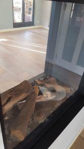 eiken houten vloer opknappen