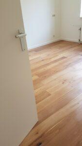 houten vloer opnieuw oliën